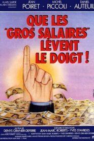 Que les gros salaires lèvent le doigt