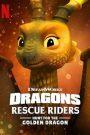 Dragons : Les Gardiens du ciel : À la poursuite du dragon d'or